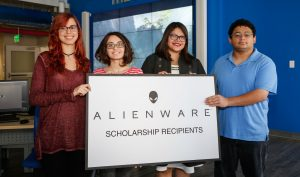 2016 Alienware Scholarship Recipients @ MAGIC