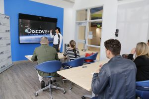 Discovery Communications Execs scouts for talent at MAGIC